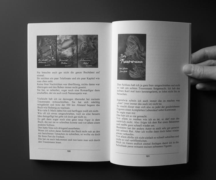 Sina Holste · Grafik Design & Illustration